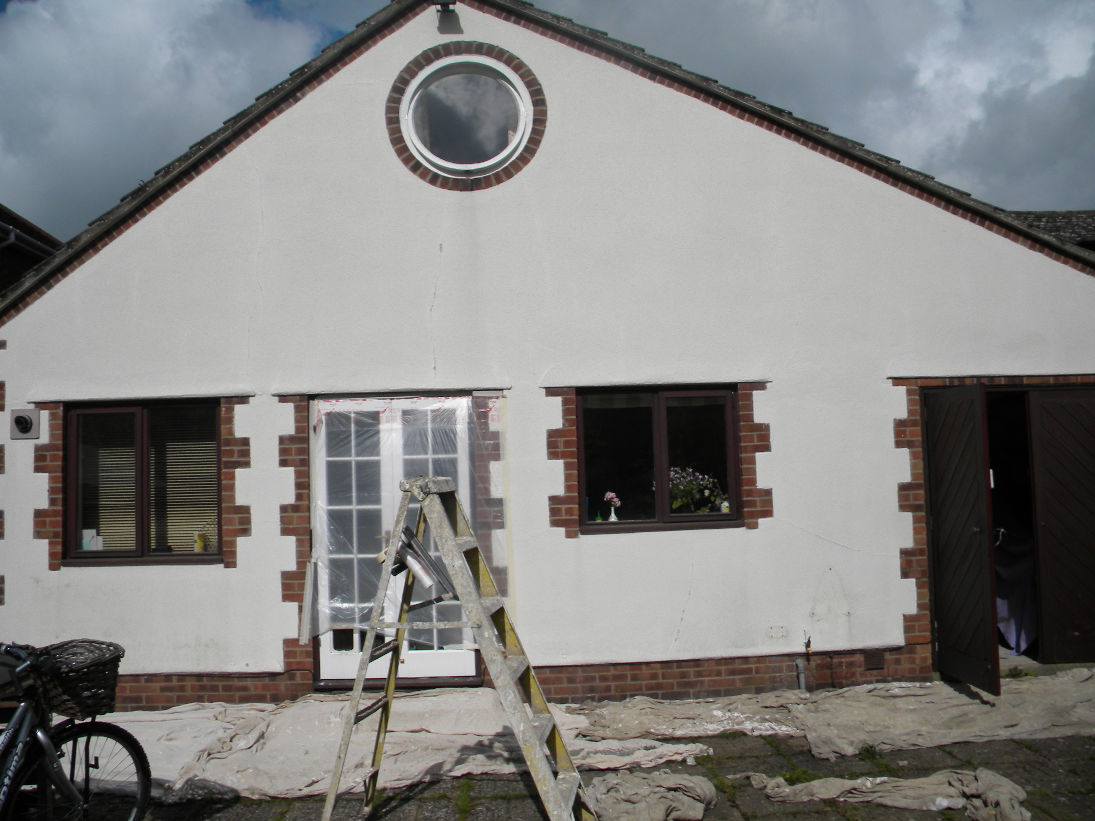 We Offer All Of The EXTERNAL WALL INSULATIONS In The UK . These Systems  Insulate And Renovate The Exterior Walls Of Your Property And All Are BBA  Approved.