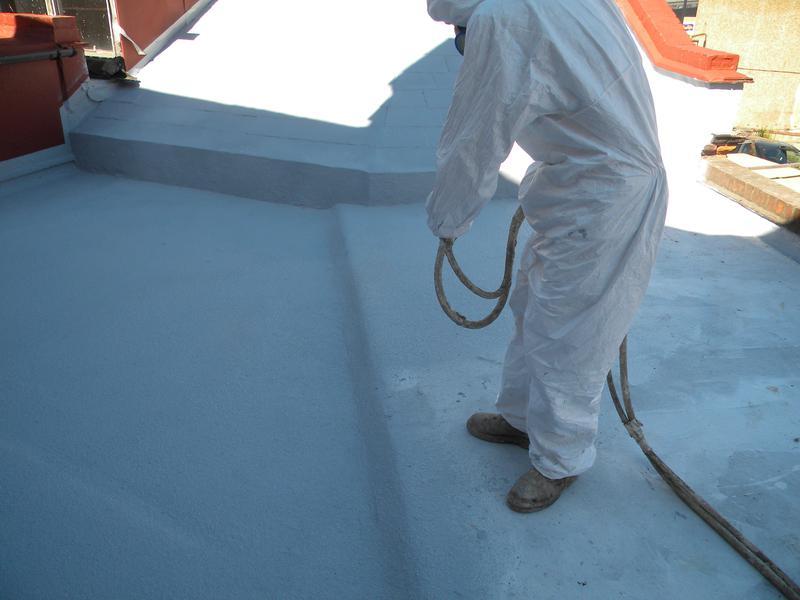 Polyurea Roof Coating Systems